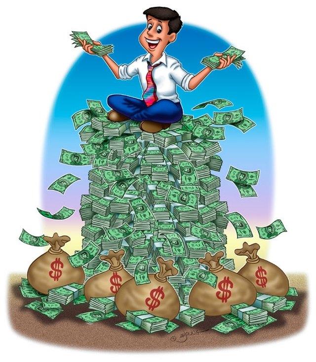 Картинки с деньгами смешные