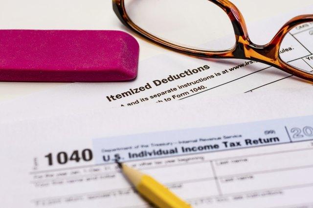 How to Show a 1099C on IRS Form 1040   Sapling com