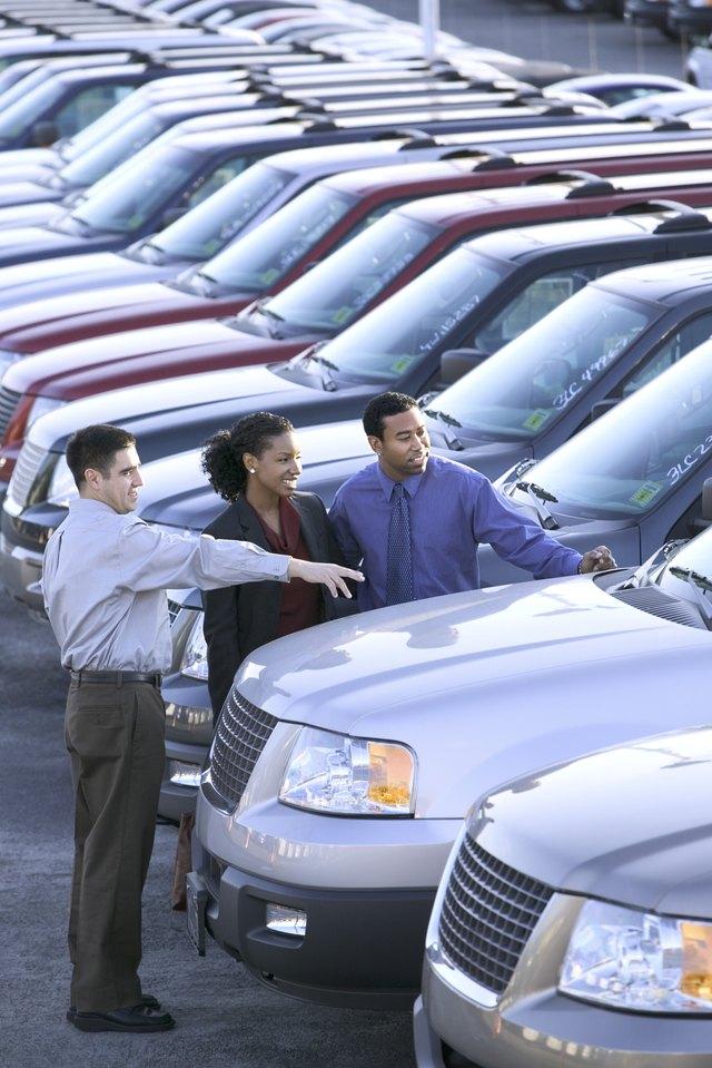 The Average Salary Of A Car Dealership Owner Sapling Com