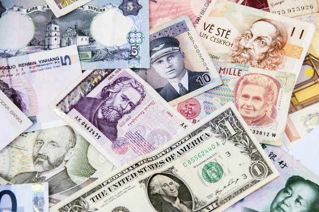 Making money from exchange rates