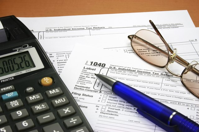 What Are The Irs Tax Brackets Sapling