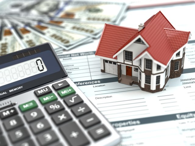 Kalkulator hipoteczny. Dom, skarb i dokument.