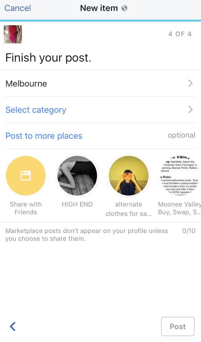 Have You Tried Facebook's New Marketplace Yet? | Sapling com