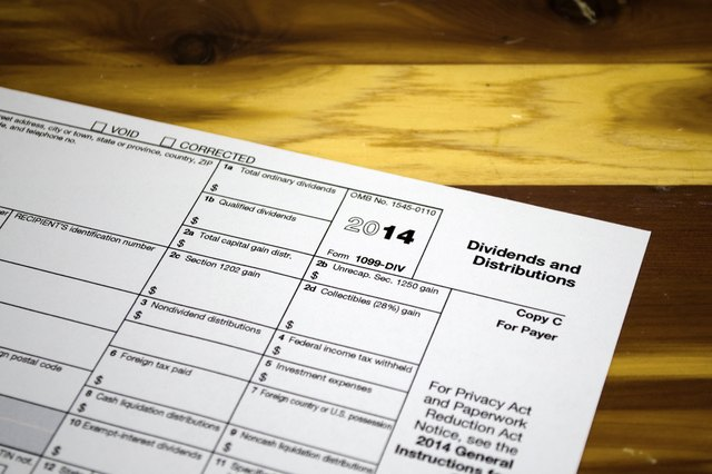 What Is A 1099 Tax Form Sapling